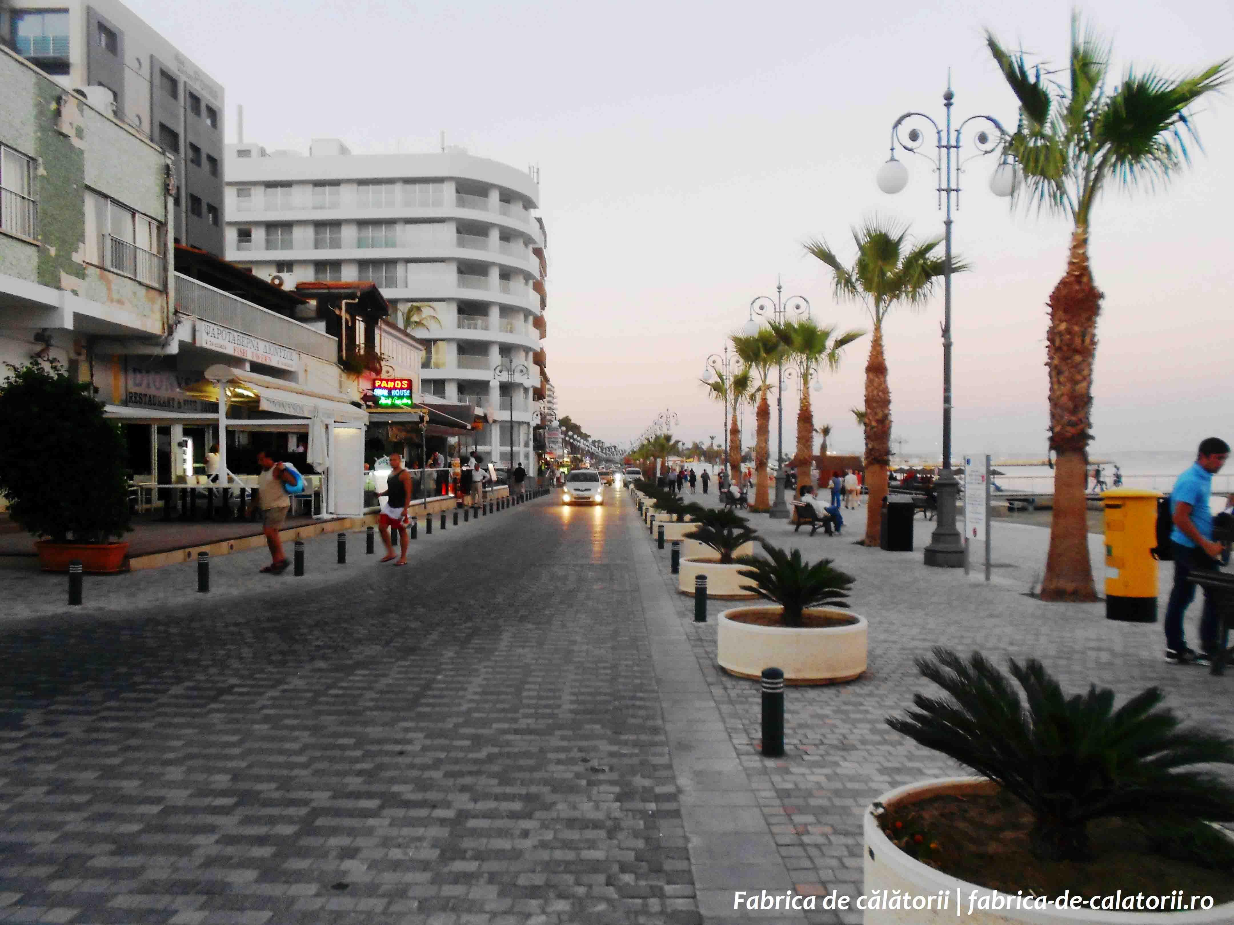 Faleza Larnaca