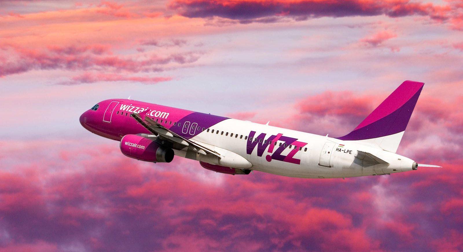 Wizz Air introduce două rute noi spre Bari