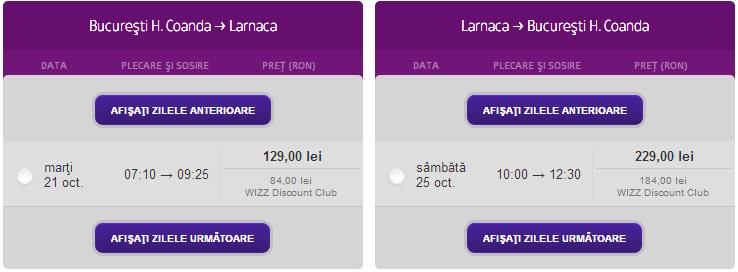 City break ieftin Larnaca