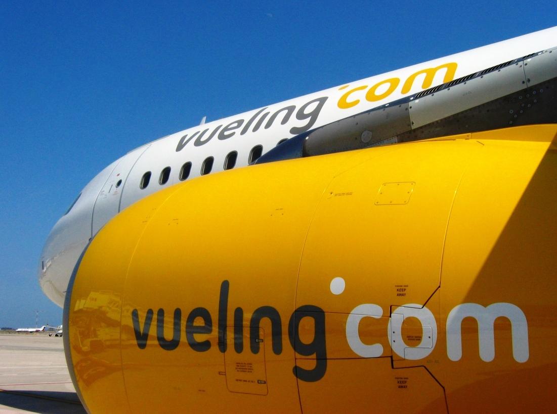 Rută nouă de la Vueling: Bucureşti – Roma