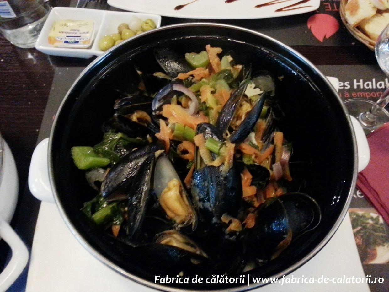 Bruxelles Street Food - Scoici