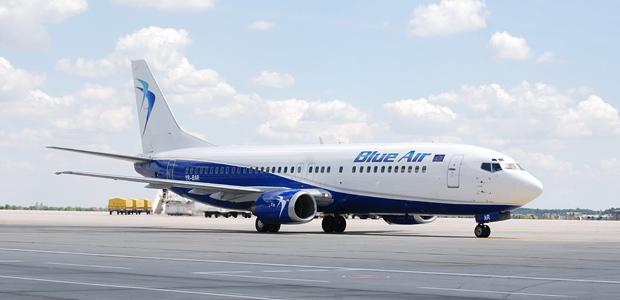 Ofertă Blue Air: 49.99€ + bagaj de cală gratuit către orice destinație