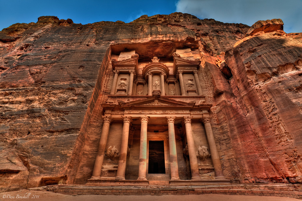 Cum ajungi la Petra? Ofertă Turkish Airlines București-Aqaba și retur la 302€