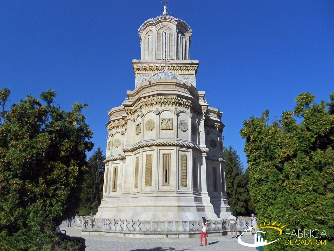 Mânăstirea Curtea de Argeș și Legenda Meșterului Manole
