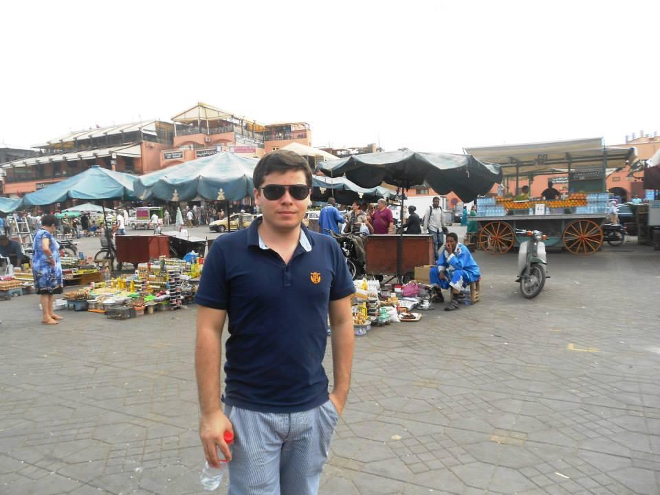 Morocco - Palmares de călător