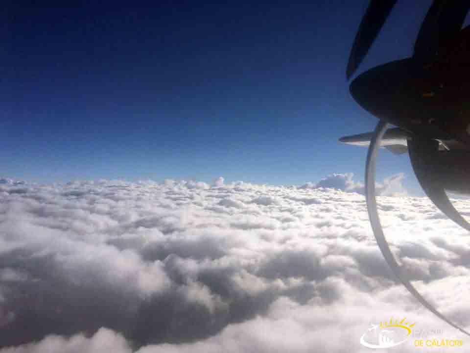 TAROM scade drastic preţurile pe ruta Bucureşti-Iaşi datorită concurenţei Blue Air