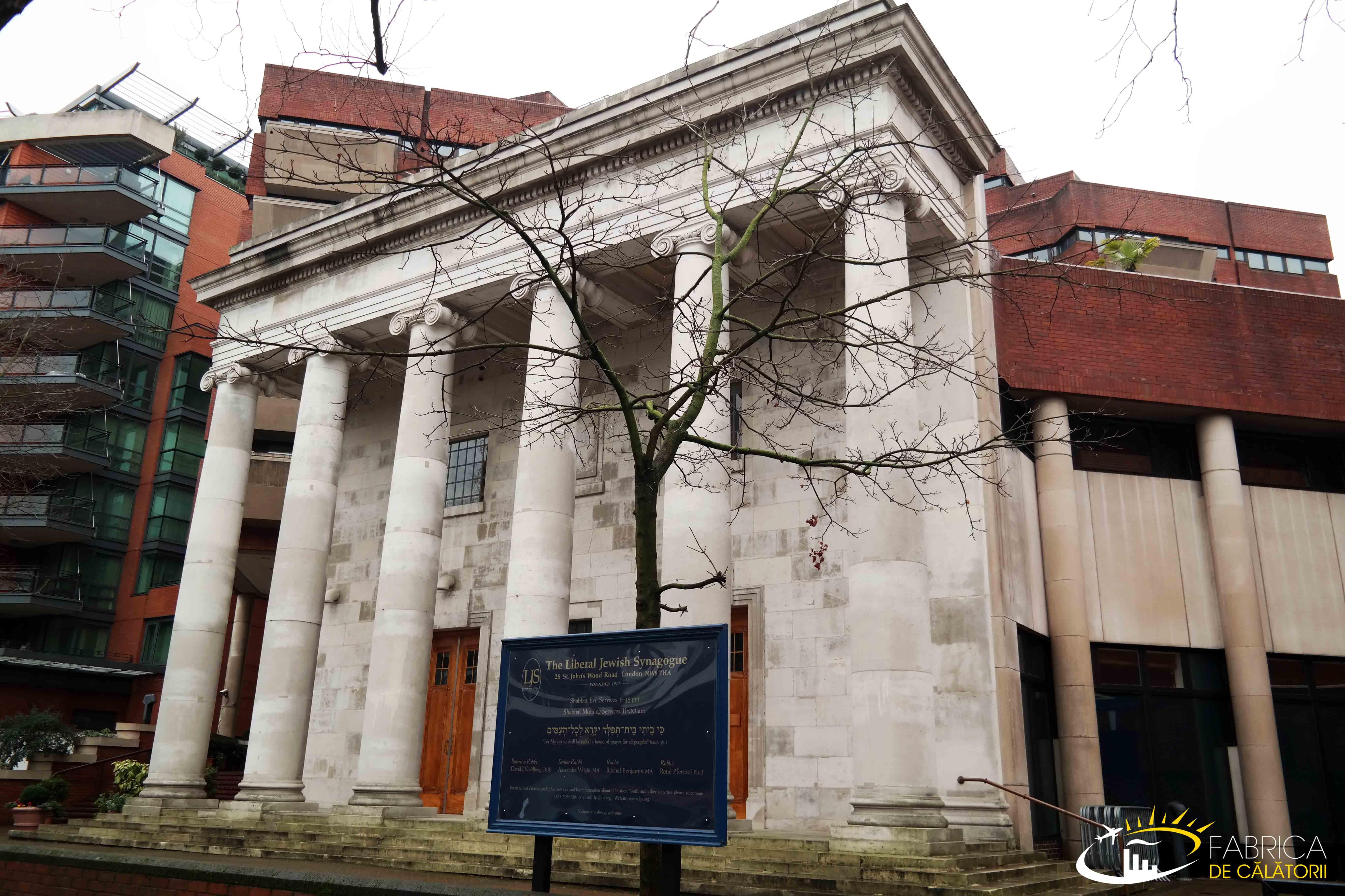 London Jewish Liberal Synagogue
