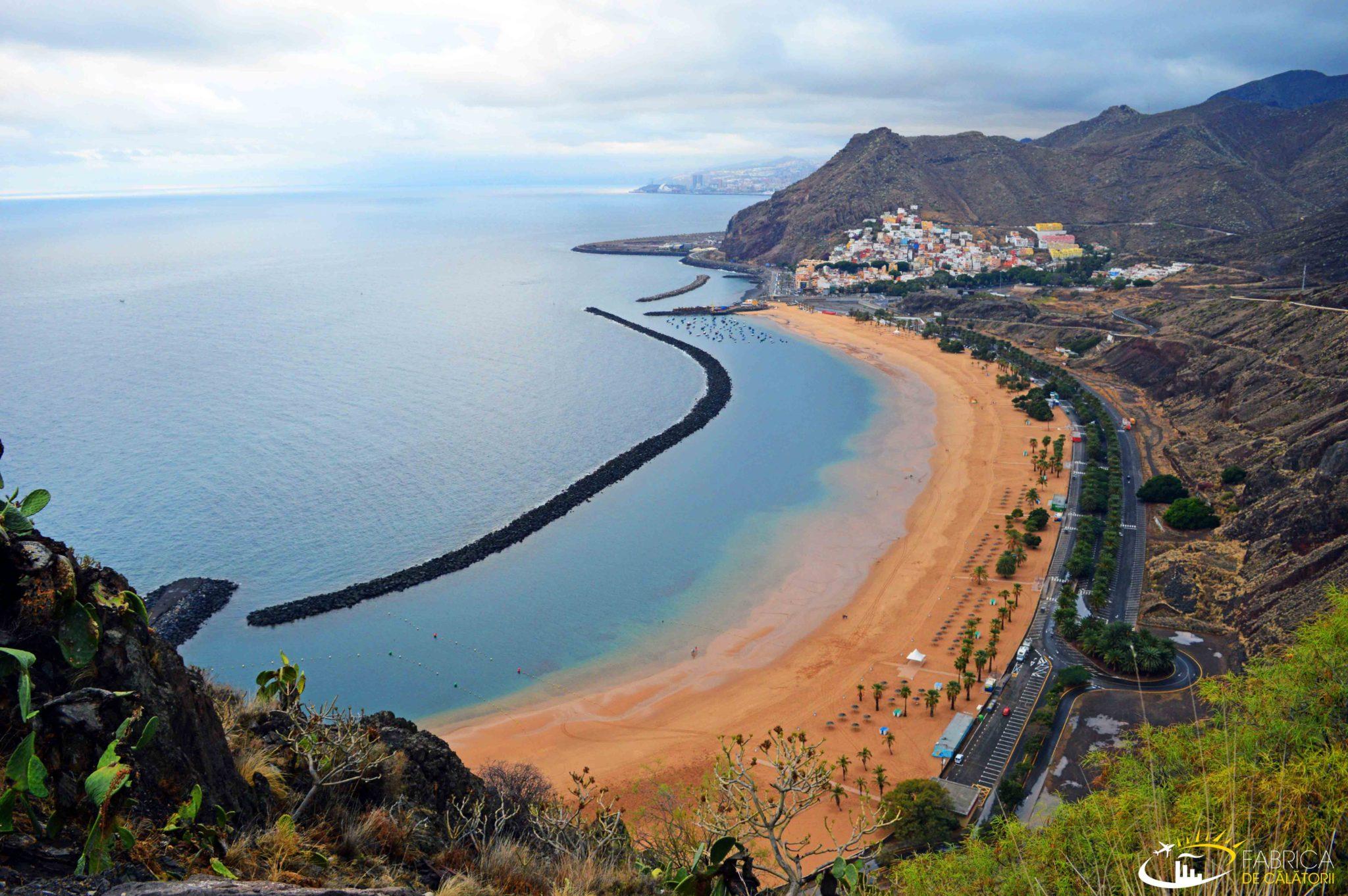 Cele mai bune plaje din Tenerife: top 10