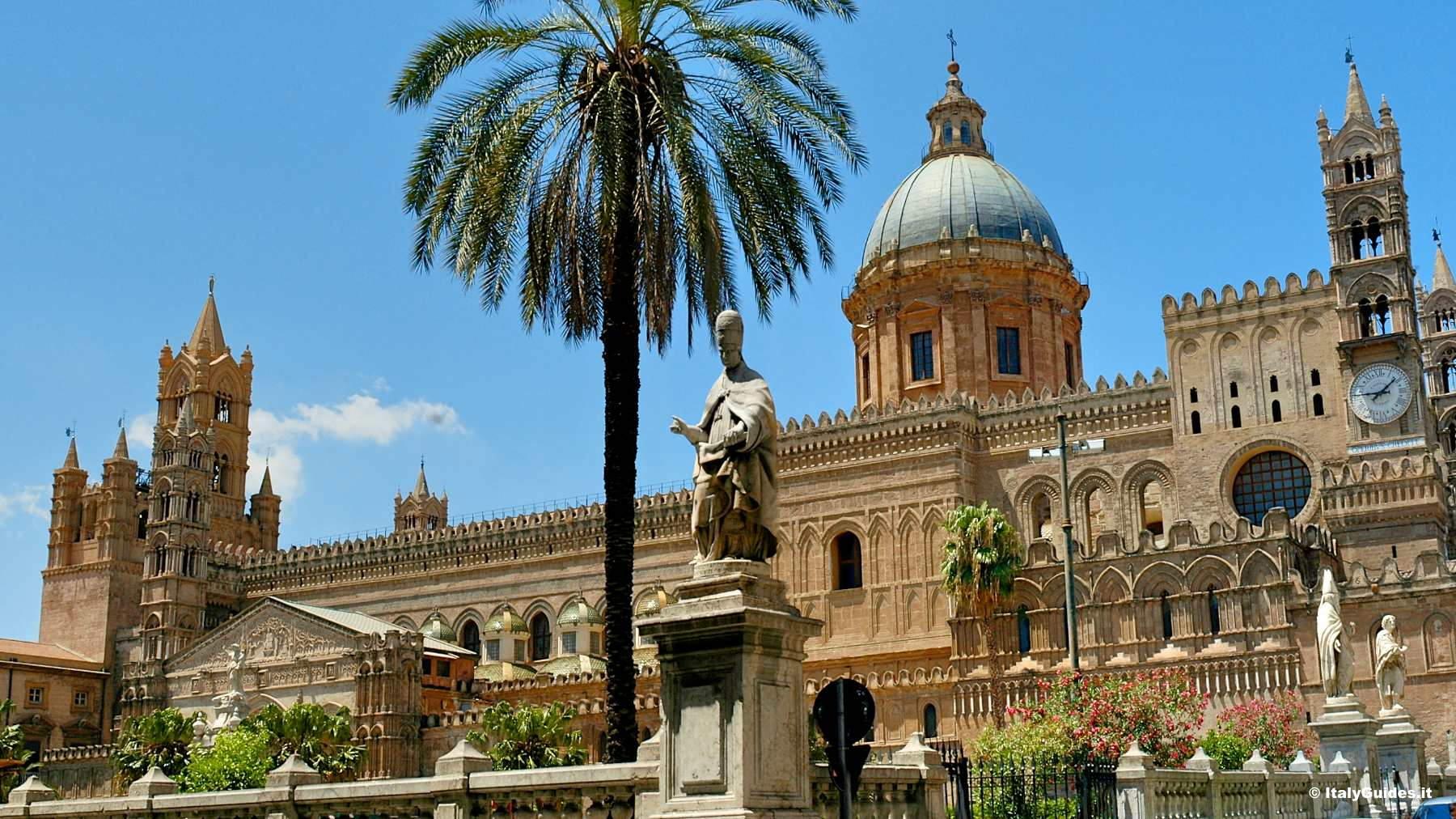 București-Palermo, rută nouă de la Ryanair