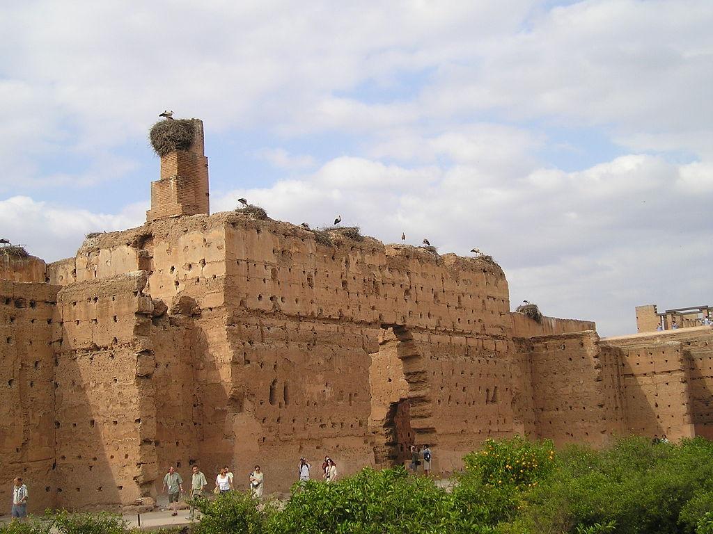 Palatul El Badi - sursa foto: Wikipedia