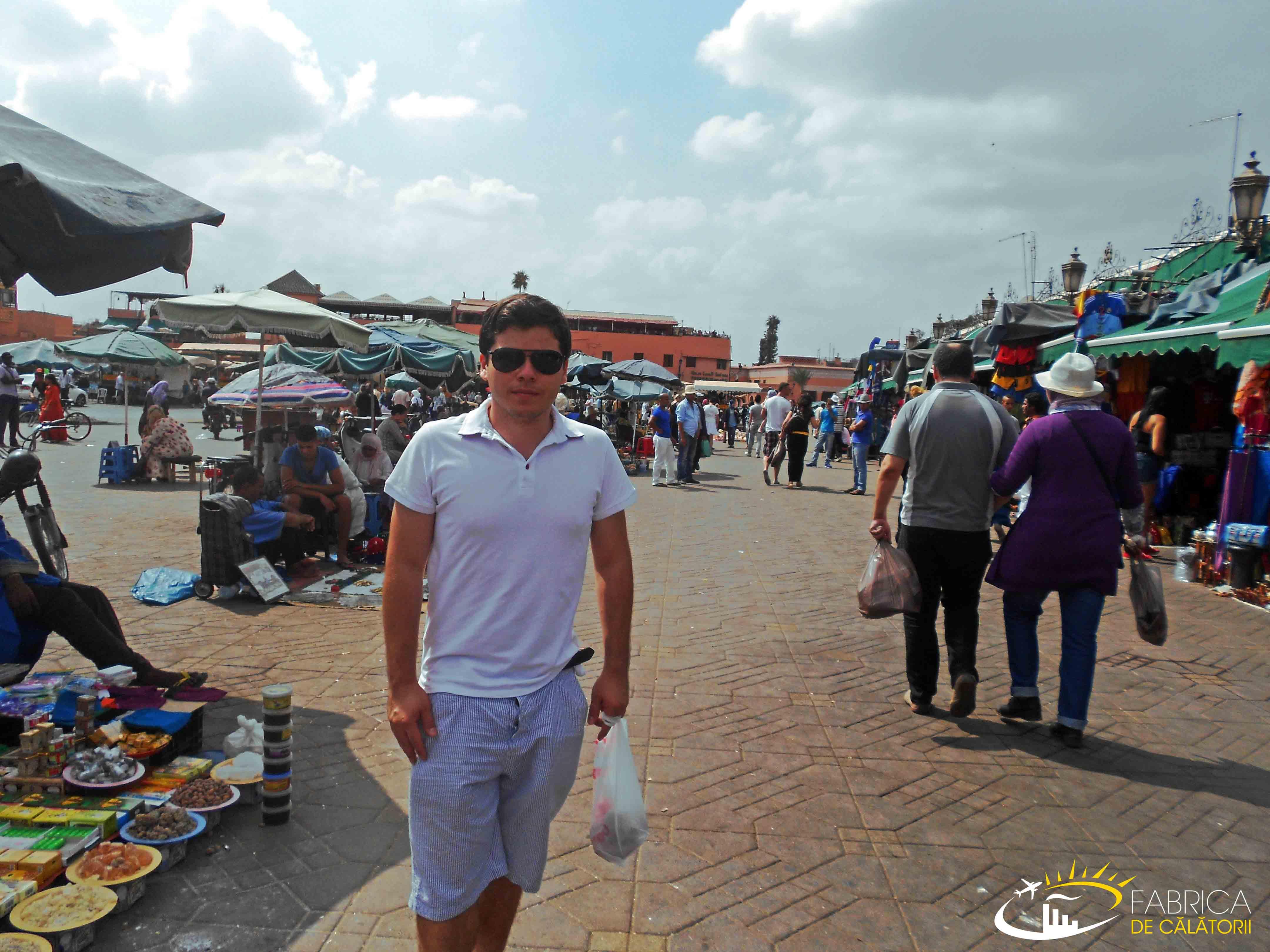 Piața Jemaa el-Fna
