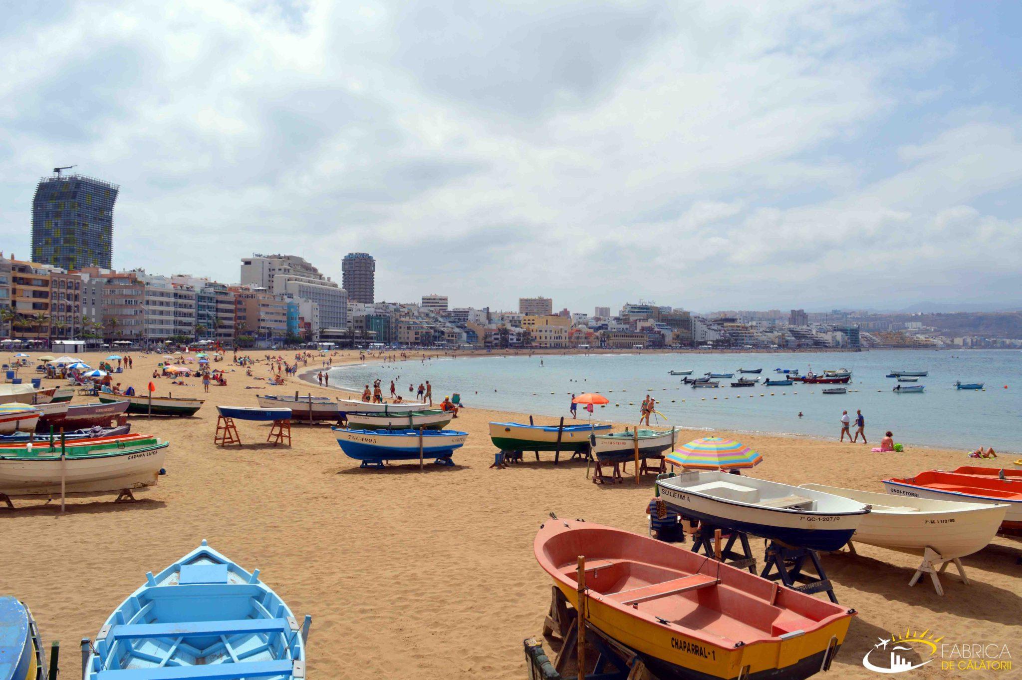 Top 10 plaje din Gran Canaria: cele mai frumoase plaje de pe insulă!